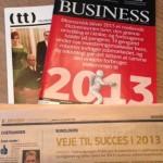 Veje til succes i 2013